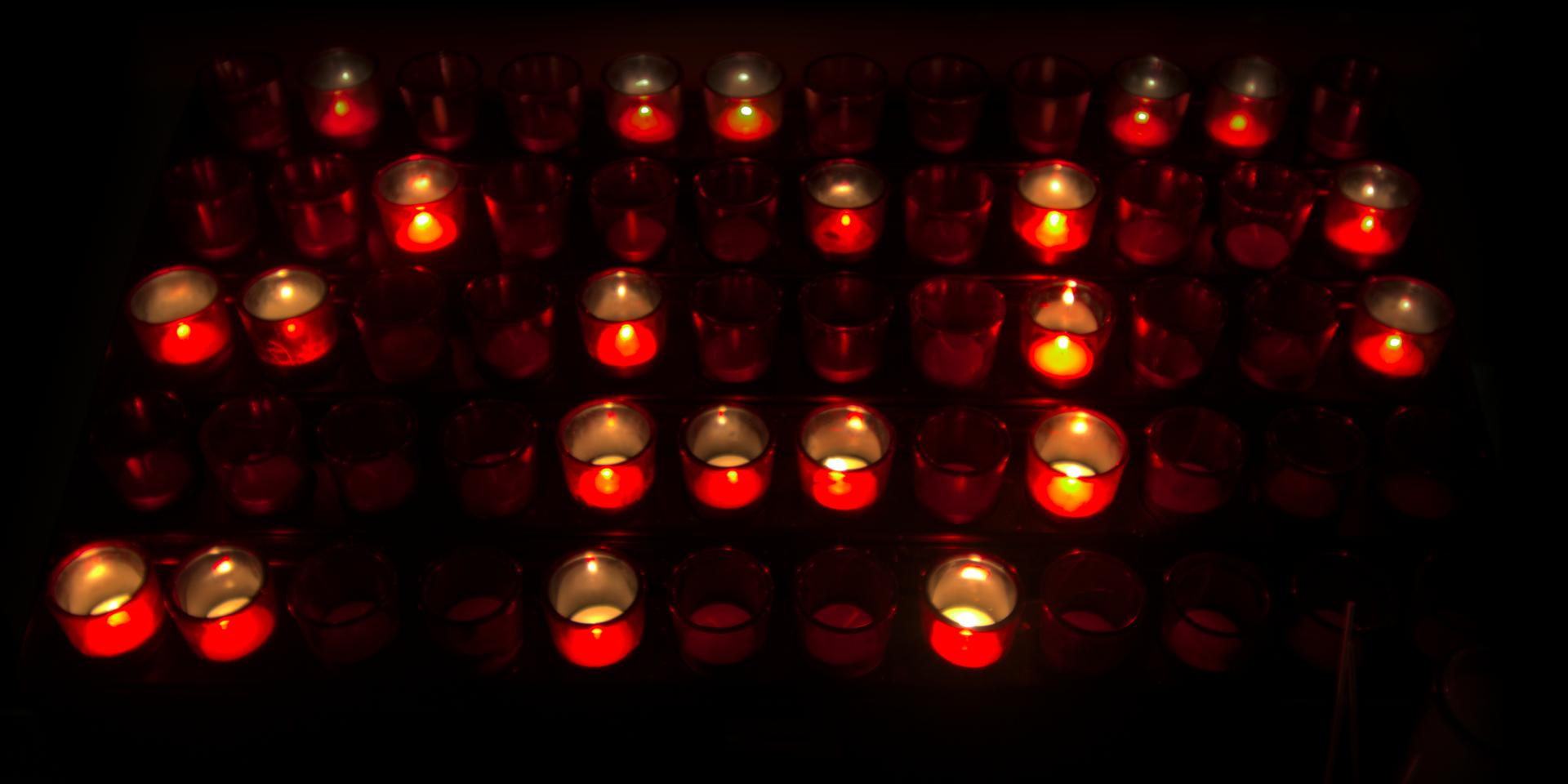 Light a Candle Header Image
